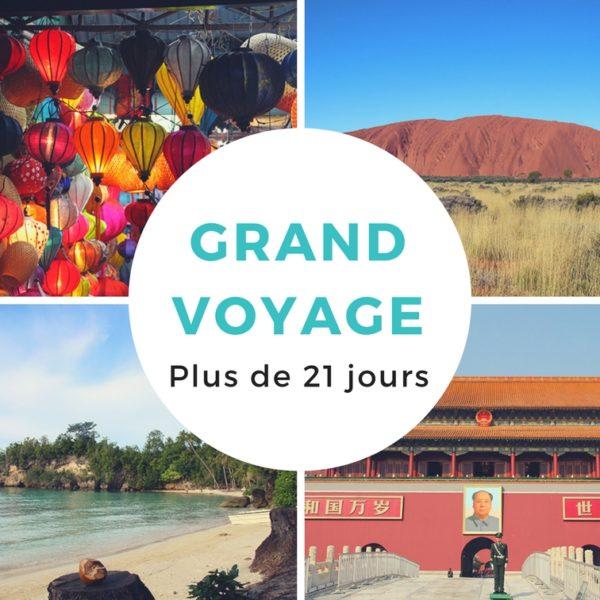Logo Grand Voyage 21 jours