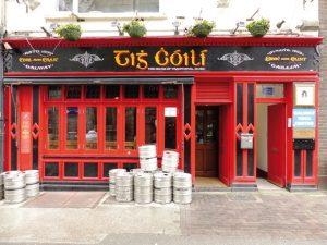 Le Tigh Coili un pub incournable à Galway