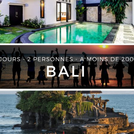 Bali 2p 15j 2000e