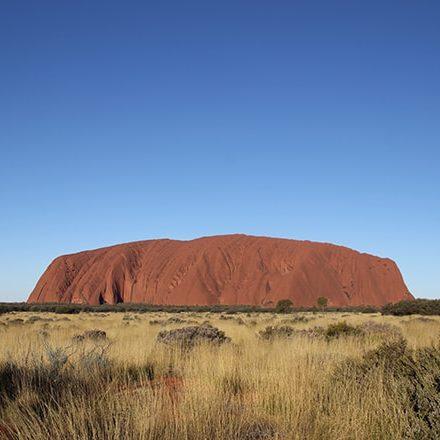 Coucher-de-soleil-Uluru-debut