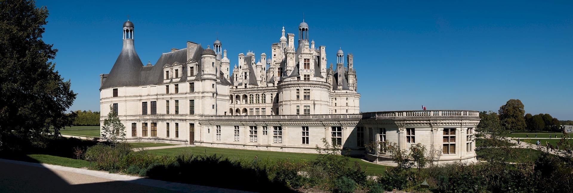 chateau-chambord-france
