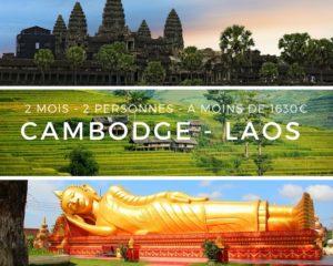 Cambodge Laos