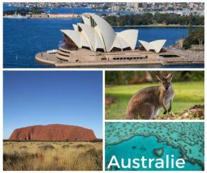 Organisation Voyage Australie
